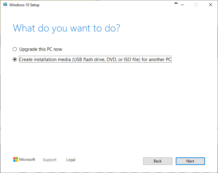 How to Create a Windows 10 Bootable Flash Drive